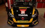 2017 Honda Civic Type R BTCC racer revealed with striking new livery