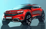 Citroen C5 Aircross revealed at Shanghai motor show