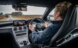 Mercedes-AMG C63 S 2018 Richard Lane Autocar