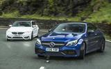 Mercedes-AMG C63 S Coupé vs BMW M4 Competition Pack
