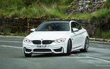 BMW M4 Competition Pack
