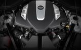 3.0-litre V6 Cadillac CT6 Platinum engine