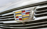 Cadillac CT6 Platinum front grille