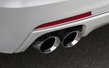 Cadillac CT6 Platinum quad exhaust