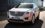 Cadillac XT5 Platinum front end
