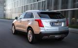 Cadillac XT5 Platinum rear