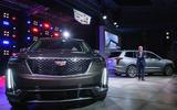 Cadillac XT6 reveal, Detroit motor show 2019