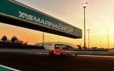 Ferrari F1 car 2020