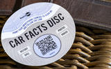Car Facts Disc demonstration