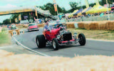 Goodwood Festival of Speed hillclimb