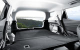 Ssangyong Tivoli XLV extended boot space