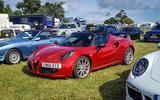 ALFA 4C SPIDER: Imperfect in many ways; but close to perfect in design execution