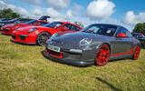 PORSCHE 911 GT3 RS: And friends...