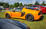 LOTUS EXIGE: Power comes from a 1.8-litre engine; supercharging is a option