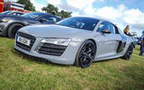 AUDI R8 V10: Grey in only one regard; one of the finest sounding engines on sale today