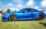 PORSCHE CAYMAN GT4: Launched in 2015, and already a collectors' item