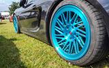 PORSCHE CAYMAN: Not a Porsche approved option, we suspect