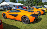 MCLAREN 570S and 570GT: Rear end differences are clear to see