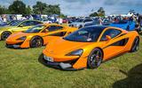 MCLAREN 570S and 570GT: McLaren's best-sellers, side by side