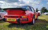 PORSCHE 911 CARRERA 3.2: Rear end has become as iconic as the 911 itself