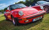 PORSCHE 911 CARRERA 3.2: Targa roof inspired the modern generation of cars