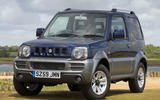 SUZUKI JIMNY -LAUNCHED 1998