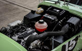0.6-litre Caterham Supersprint petrol engine