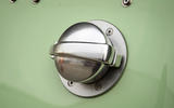 Caterham Supersprint fuel cap