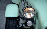 Caterham Supersprint headlights