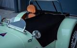 Caterham Supersprint passenger seat cover