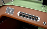 Caterham Supersprint switchgear