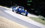 Caterham drift