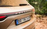 The Porsche Cayenne Hybrid