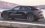 Porsche Cayenne Coupe render