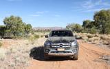 Mercedes-Benz X-Class delivers beer in Australia