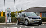 BMW i3S public rapid charging