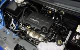 1.2-litre Chevrolet Aveo petrol engine