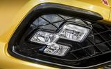 Renault Clio RS16 LED foglights