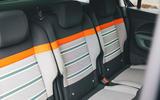 Britain's Best Car Awards 2020 - Citroen Berlingo - rear seats