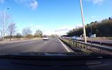Citroën C3 dashcam shot