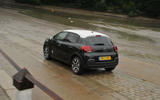 Citroën C3 on the road