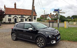 Citroën C3 out in the sticks