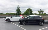 Citroen C3 trimmed cars