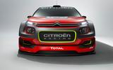 2017 Citroën C3 WRC concept