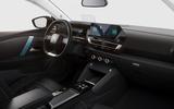 2020 Citroen e-C4 - interior