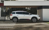 Citroen C5 Aircross 2018 European launch static side