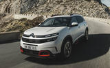 Citroen C5 Aircross 2018 European launch hero front