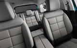 Citroen C5 Aircross 2018 European launch seats