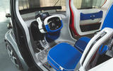 Citroen Ami One concept driven - interior