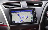 Honda Civic Type R infotainment